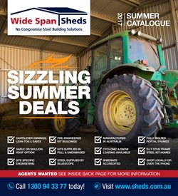 Garden, Tools & Hardware offers in the Wide Span Sheds catalogue in Kingaroy QLD