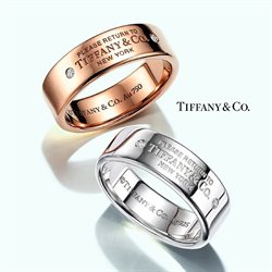 Luxury Brands offers in the Tiffany & Co. catalogue in Melbourne VIC ( 19 days left )