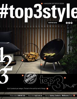 Top 3 By Design catalogue ( Expired )