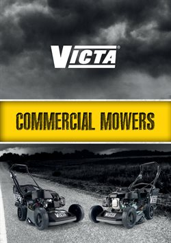 Offers from Victa in the Dorrigo NSW catalogue