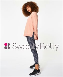 Sweaty Betty catalogue ( More than one month )