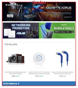 Easter specials in the Wireless1 catalogue ( 19 days left)