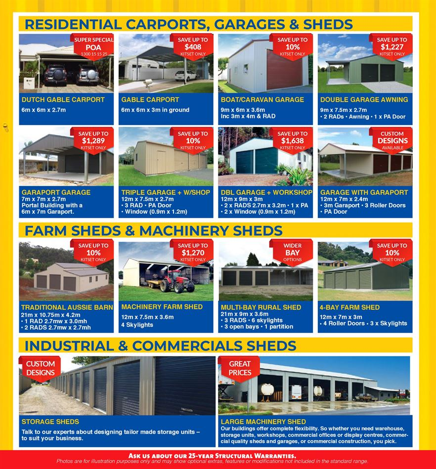 Totalspan in Toowoomba | Catalogues & Sale [Weekly]
