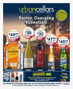 Urban Cellars catalogue ( 11 days left )