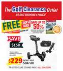 The Golf Clearance Outlet catalogue ( 9 days left )