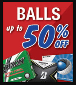 The Golf Clearance Outlet coupon ( 8 days left )