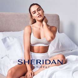 Offers from Sheridan in the Melbourne VIC catalogue