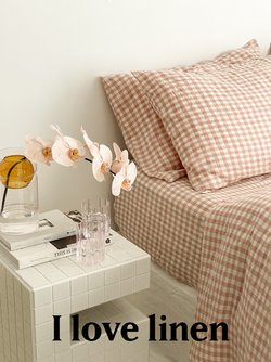 I Love Linen specials in the I Love Linen catalogue ( 2 days left)
