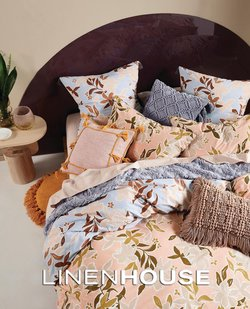 Linen House specials in the Linen House catalogue ( More than one month)