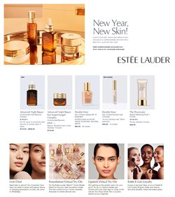 Estee Lauder catalogue ( Expires tomorrow )