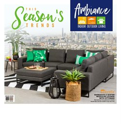 Offers from The Outdoor Furniture Specialists in the Brisbane QLD catalogue