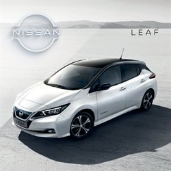 Nissan specials in the Nissan catalogue ( More than one month)