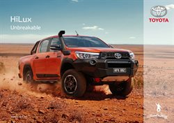 Offers from Toyota in the Newman WA catalogue