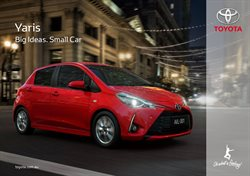 Offers from Toyota in the Brisbane QLD catalogue