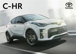 Toyota specials in the Toyota catalogue ( More than one month)