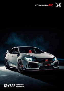 Offers from Honda in the Melbourne VIC catalogue