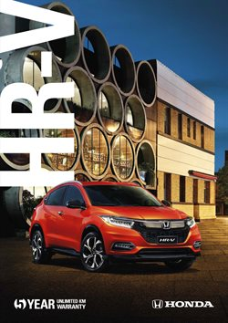 Honda specials in the Honda catalogue ( More than one month)