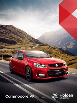 Offers from Holden in the Sydney NSW catalogue