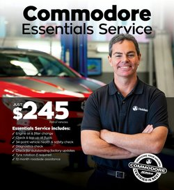Cars, Motorcycles & Spares specials in the Holden catalogue ( More than one month)