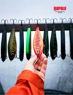 Fishing Tackle Shop catalogue ( More than one month )