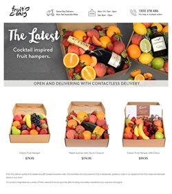 Fruit Only catalogue ( 3 days ago )
