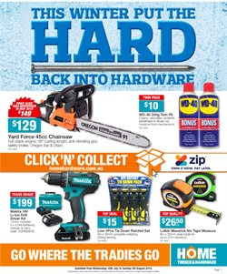 Garden, Tools & Hardware offers in the Home Timber & Hardware catalogue in Sydney NSW