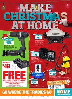 Garden, Tools & Hardware offers in the Home Timber & Hardware catalogue in Yeppoon QLD