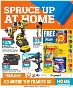 DIY & Garden offers in the Home Timber & Hardware catalogue in Sydney NSW