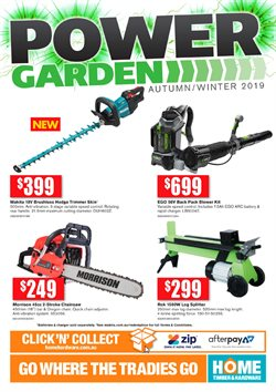 Offers from Home Timber & Hardware in the Lakes Entrance VIC catalogue