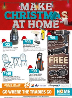 DIY & Garden offers in the Home Timber & Hardware catalogue in Yass NSW