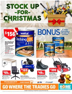DIY & Garden offers in the Home Timber & Hardware catalogue in Sydney NSW ( 6 days left )