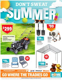 Home Timber & Hardware catalogue ( 9 days left )