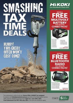 Home Timber & Hardware specials in the Home Timber & Hardware catalogue ( 14 days left)