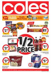 Catalogues with Coles offers in Sydney NSW