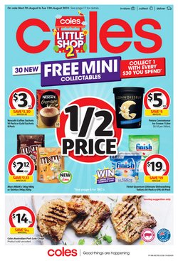 Coles in Bunbury | Weekly Catalogues & Specials