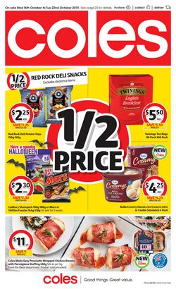 Offers from Coles in the Adelaide SA catalogue