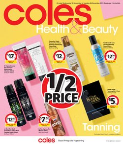 Offers from Coles in the Hobart TAS catalogue