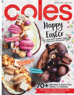 Supermarkets offers in the Coles catalogue ( Published today )