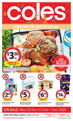 Supermarkets offers in the Coles catalogue in Sydney NSW ( Expires tomorrow )