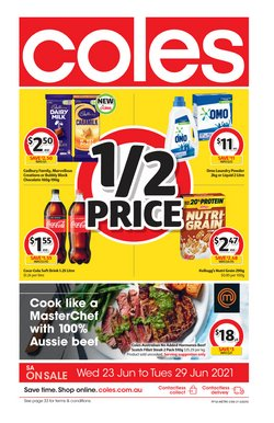 Coles specials in the Coles catalogue ( 1 day ago)