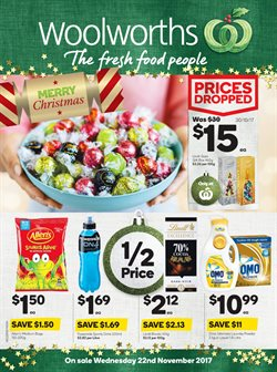 Grocery offers in the Woolworths catalogue in Lithgow NSW