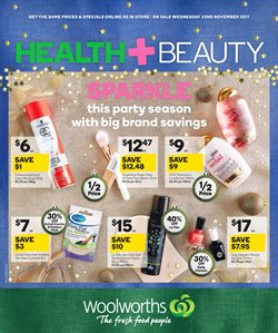 Offers from Woolworths in the Yeppoon QLD catalogue