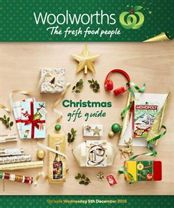 Grocery offers in the Woolworths catalogue in Swan Hill VIC