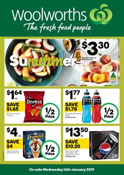 Offers from Woolworths in the Gold Coast QLD catalogue