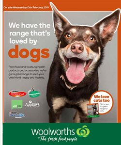 Offers from Woolworths in the Toowoomba QLD catalogue