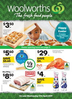 Offers from Woolworths in the Lakes Entrance VIC catalogue