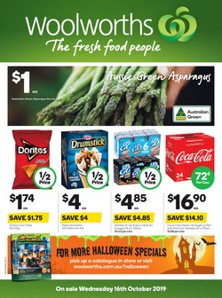 Offers from Woolworths in the Roma QLD catalogue