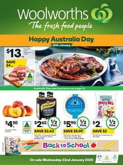 Offers from Woolworths in the Girrawheen WA catalogue