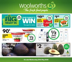 Woolworths catalogue ( Expires today )