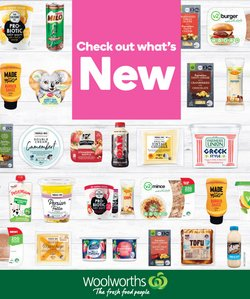 Woolworths catalogue ( 3 days ago )